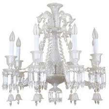 baccarat eight arm crystal chandelier baccarat zenith arm black crystal chandelier