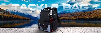 Waterproof <b>Fishing Tackle Bags</b> Shoulder, Lure <b>Waist</b> Pack at Piscifun