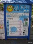 Opinions sur le camping Acqua dolce Saint Florent : Forum Corse