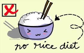 Image result for saya tak makan nasi