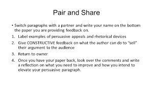 persuasive speech write a short one page persuasive speech on 2 pair