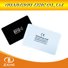 RFID <b>anti Theft shielding card</b> NFC <b>information anti theft shielding</b> ...