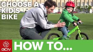 <b>Kids Bike</b> Sizes: How To Choose The Right <b>Children's Bicycle</b> ...