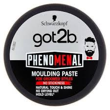 <b>got2b Phenomenal</b> Moulding Paste 100ml | Hair | Superdrug