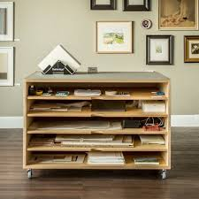 combination of bookshelf and office storage made from birch plywood plywood and solid timber furniture birch office furniture