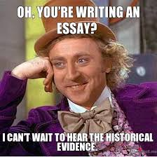 analyical essay
