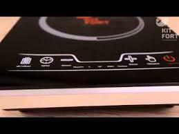 Обзор <b>Плита</b> индукционная <b>KITFORT</b> КТ-<b>102</b> - YouTube