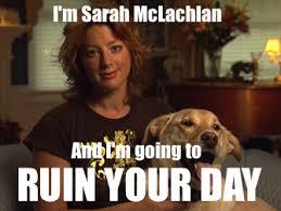 sarah mclachlan, spca