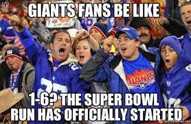 NY Giants Streak? Meme via Relatably.com