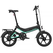 Samebike JG 7186 <b>Electric</b> Moped Bicycle 250W Max 25 Degree ...