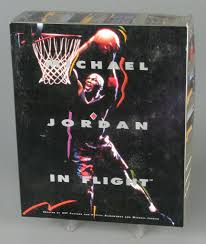 Video game:<b>Michael Jordan in</b> Flight — Google Arts & Culture