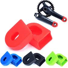 <b>Universal Mountain Bike</b> Gel Crankset Protective Crank Arm Boots ...