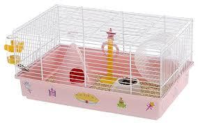 Клетка для грызунов <b>Ferplast</b> Criceti 9 Princess 46х29.5х23 см ...
