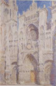 claude monet artist heilbrunn timeline of art history the rouen cathedral the portal sunlight