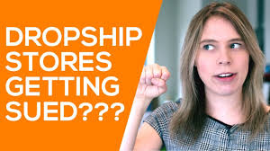 How to Not Get SUED When <b>Dropshipping</b> (w/ Aliexpress & Shopify ...