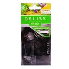 Купить <b>Ароматизатор картонный</b> для автомобиля «<b>Deliss</b> ...