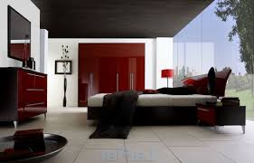 bedroom ideas decorating khabarsnet: bedroom decorating ideas red black and white bedroom ideas red black