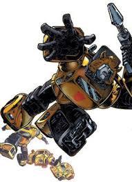 <b>Bumblebee</b> (Transformers) - Wikipedia