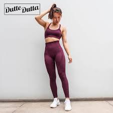 <b>Women's Sports Suit</b> Female Sportswear For <b>Woman Gym Fitness</b> ...