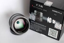 <b>7artisans 55mm F1.4</b> on a Fuji X Camera - by Iurii Zvonar - 35mmc