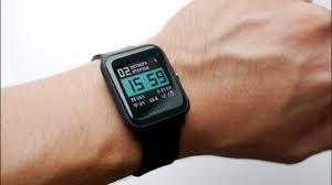 Обзор <b>смарт</b>-<b>часов Xiaomi Amazfit</b> Bip - 1 месяц на одном заряде ...