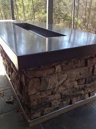 valley concrete bathroom ketchum ftc: polished concrete countertops decorative concrete of virginia va