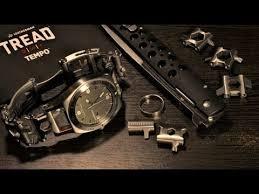Обзор <b>Часов Leatherman Tread Tempo</b>. Часы-Мультитул Для ...