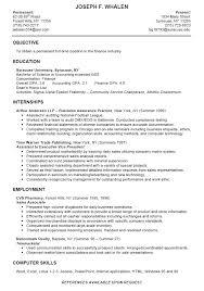 college student resume example   sample  resume samples for    resume examples for college students and graduates   resumeseed com