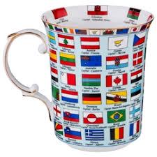 «<b>кружка</b> Флаги Мира 500мл фарфор под.кор.» — Посуда и ...