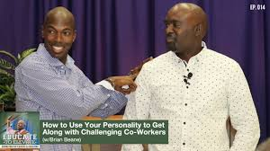 how to get along challenging coworkers kantis simmons ete how to get along challenging coworkers kantis simmons ete ep14