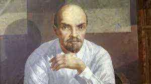 По шедеврам Ильича: как изображали Ленина его современники ...
