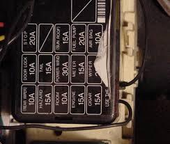 1992 mazda rx7 fuse box 1992 wiring diagrams online
