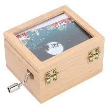Domqga <b>Music</b> Case, Lovely <b>Christmas Music</b> Box Hand <b>Shake</b> ...