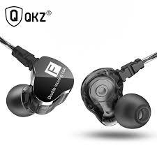 Newest <b>QKZ CK9</b> Double Unit Drive In Ear <b>Earphone</b> Bass ...