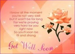 Get Well Soon Messages And Get Well Soon Quotes