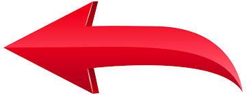 Image result for dark red left arrow