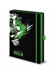 <b>Записная книжка Marvel</b> Comics (Hulk Mono) Premium A5 ...