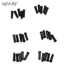 <b>30Pcs set 7Colors</b> Brake Wire End Cap Cable Parts Aluminum MTB ...