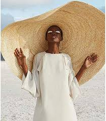 YLCOYO Oversized Fashion Unisex Sun Hat Beach ... - Amazon.com