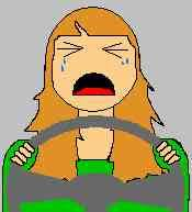 Image result for driving while crying