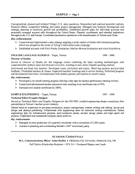 resume advertising resume