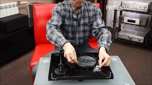 Обзор <b>проигрывателя</b> виниловых дисков <b>Music Hall MMF</b>-2.3 ...