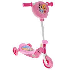 """<b>Mondo Трехколесный самокат</b> """"Принцессы Дисней"""", цвет: розовый"""