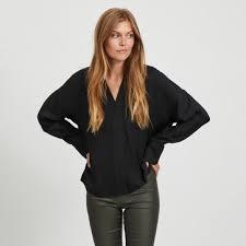 <b>Блузки</b> Vila: купить в каталоге женских блузок Вила интернет ...