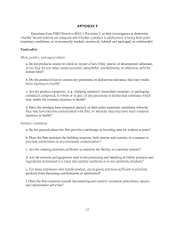 appendix f questions from fsis directive revision  page 32