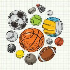 Billedresultat for sports i tegning