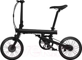 <b>Xiaomi MiJia QiCycle</b> Folding Electric Bike / YZZ4007GL (черный ...