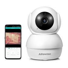 <b>Alfawise N816 Smart Home</b> Security 1080P WiFi Wireless Mini IP ...