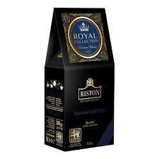 <b>Чай Riston</b> ROYAL COLLECTION GOURMET EARL GREY <b>черный</b> ...