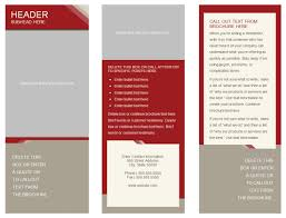 doc microsoft word tri fold brochure business doc770477 microsoft tri fold brochure template microsoft word tri fold brochure